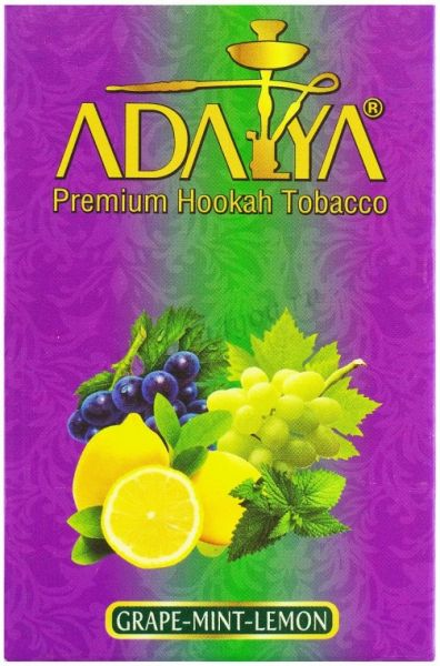 Grape Lemon Mint 50gr,(Adalya)