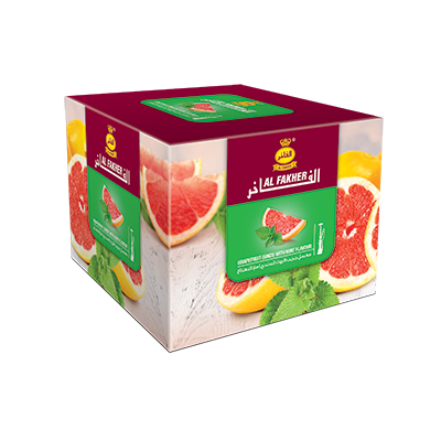 Grapefruit mit Minze 250gr. (Al Fakher)