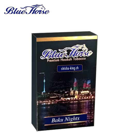 Baku Night 50gr,(Blue Horse)