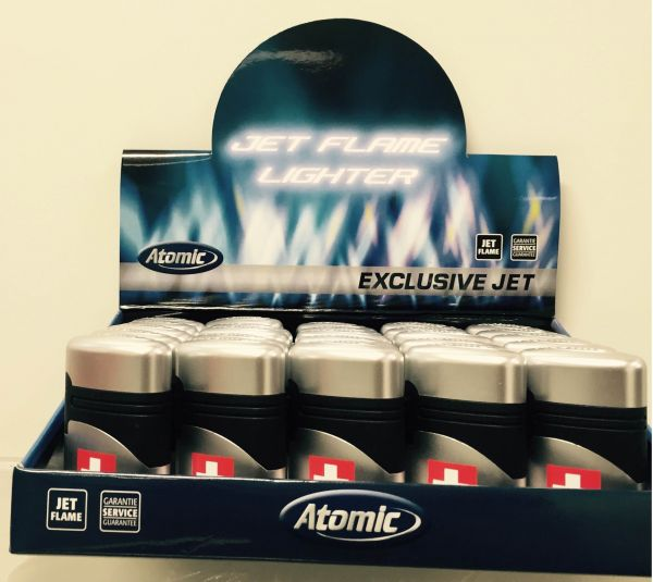 Atomic Jet Flamme CH