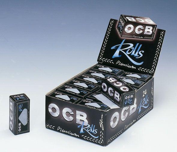 OCB Rolls Slim Paper Premium