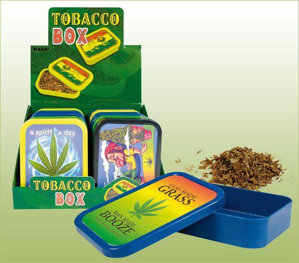 Tabacco Box